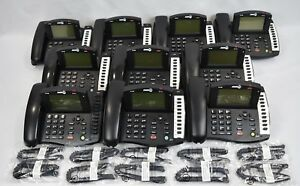 Lot Of 10 Fanstel St 118b Black Office Business Telephones