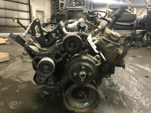Engine 1996 2000 96 00 Chevy 2500 5 7l V8 350ci Motor 215k Miles