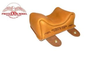 Protektor Model - #9 Leather Large Owl Ear Front Shooting Rest Bag