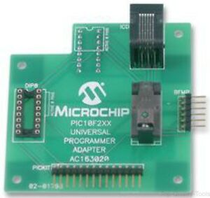 Programmer Adaptor Pic10f Socket Sot 23 And Dip 8 Packages