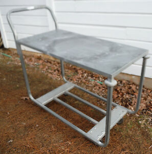 20x41 Utility Cart For Restraunt Shop Garage Or Hobby s local Pick Up Only