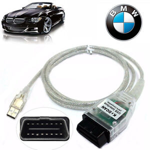 For Bmw Inpa K Dcan Usb Interface Obd2 Obdii 16 Pin Car Diagnostic Tool Cable Us