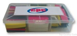 Heat Shrink Tubing Kit 180 Pieces Of 3 1 Tubing In Various Sizes Lengths Colo