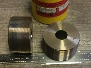 Nice Set Of Fette Thread Rolling Dies 5 8 18