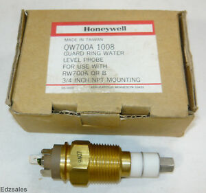 Honeywell Guard Ring Water Level Probe Qw700a 1008 3 4 Npt Hot Water Boiler
