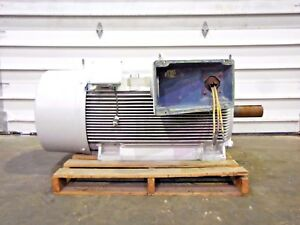 Rx 4023 Siemens 300 Hp Electric Motor 1800 Rpm 4000 V 3 Ph 41 A 509 Frame