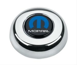 Grant Products 5690 Horn Button Steel Chrome Mopar Emblem For Challenger Classic