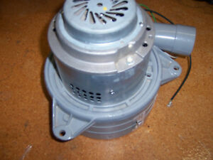 Tennant Nobles 3 Stage Vacuum Motor 220 V New