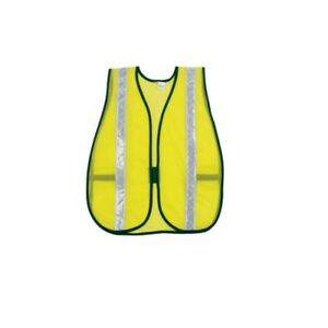 Imperial 4976 4 Traffic Safety Vest Lime