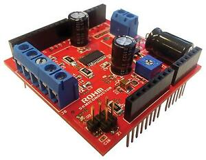 Evaluation Board Bd63847efv Stepper Motor Driver Plug in Shield For Arduino