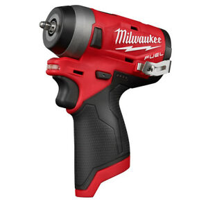 Milwaukee 2552 20 M12 Fuel 1 4 Impact Wrench Tool Only