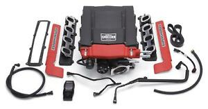 Edelbrock 15292 Supercharger E Force Stage 1 Chevy 6 2l Lt4 W Tune Kit