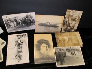 Vintage Postcards Lot Of 7