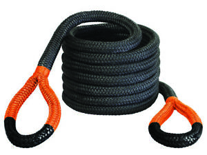 Bubba Rope Jumbo Bubba Recovery Rope 1 1 2 Wide 30 Breaking Strength 74000lb