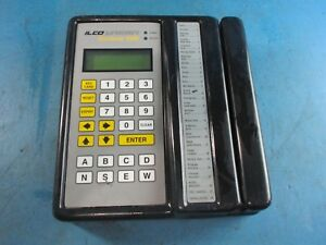 Ilco Unican System 700 Front Desk Key Card Encoder Untested