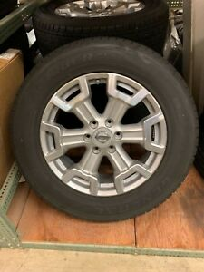 Nissan Titan Xd Truck Factory Oem 2016 2017 2018 20 Wheels Rims And Tires