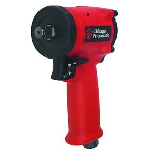 Chicago Pneumatic 7732 1 2 Dr Snub Nose Impact Wrench