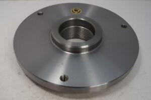 New Bison 8 Set tru Lathe Chuck Back Plate 2 1 4 X 8 For South Bend Heavy 10