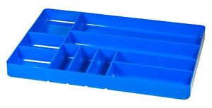 Ernst 5012 The Tray Classic 10 Compartment Tool Organizer Blue