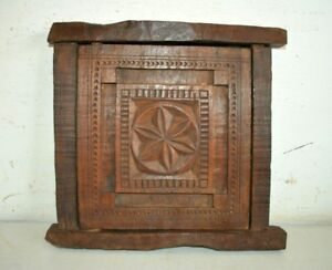 Window Door Frame Antique Old Wooden Hand Craved Door Panel Frame