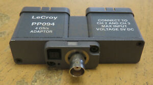 Lecroy Pp094 4gs s Adaptor For 9300 Or Lc500