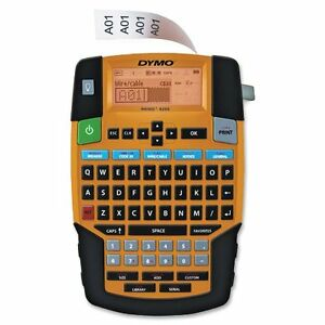 Dymo Rhino 4200 Label Maker For Security And Pro A v Label Vinyl Tape