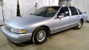 94 Chevy Chevrolet Caprice At Automatic Transmission Trans Tranny Transaxle
