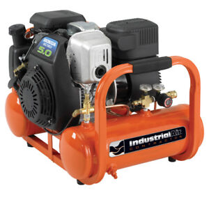 Industrial Air 5 Hp 4 Ga Oil Free Pontoon Air Compressor Cta5090412 New