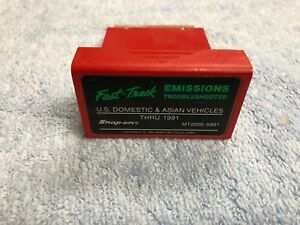 Snap On Mt2500 5991 Cartridge Asian Domestic Emissions Troubleshooter