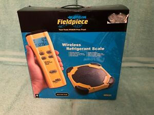 Fieldpiece Srs2c Wireless Refrigerant Scale New Open Box