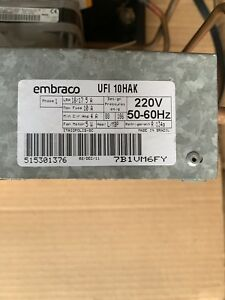 Embraco Condensing Unit 1 3 Hp Ufi 10hak