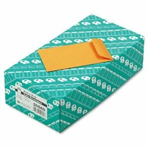 Quality Park Kraft Coin Small Parts Envelope 5 1 2 3 12 X 5 5 50560