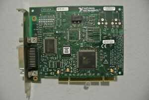 National Instruments Ni Pci gpib Ieee 488 2 Interface Adapter Card 183617k 01