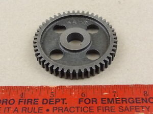 Excellent Original Logan 9 10 Lathe 48 Tooth Threading Change Gear 5 8 Bore