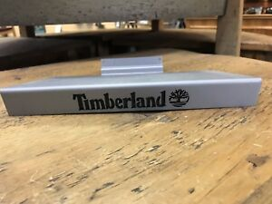 18 Pc Timberland Shoe Shelf For Slat Wall