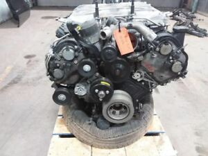 Engine 5 0l With Supercharged Vin E 7th Digit Fits 10 12 Range Rover 781163
