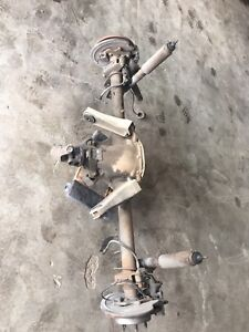 1999 2004 Ford Mustang Rear End Differential 8 8 Ring Gear 3 27 Ratio L S