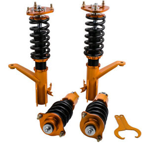 Complete Coilovers For Honda Element Lx 2004 2011 Adj Height Shock Absorbers