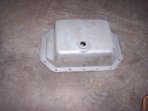 Used Engine Oil Pan For John Deere 420 430 440 Part Number Am1788t