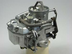 1963 1964 Ford Mercury Autolite 1101 1bbl Carburetor 223 240ci 6cyl 180 1234