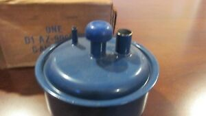 Nos 1970 1971 Ford Mustang Torino Ca Emissions Fuel Vapor Storage Canister Nos