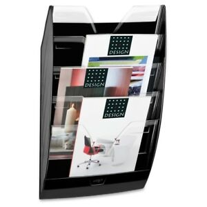 Cep 5 compartment Crystal Dividers Wall Rack Wall Mountable 5 Compartment s