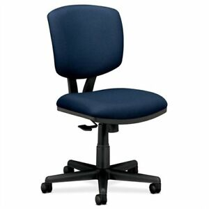 Hon Volt 5703 Multi task Chair Polyester Blue Seat Back Black 5703ga90t
