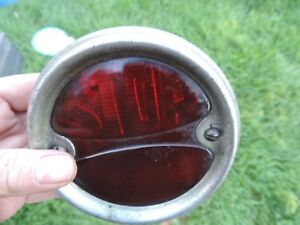 Vintage 1920 s Stop Tail Light 1924 1925 1926 1927 Packard Pierce Arrow