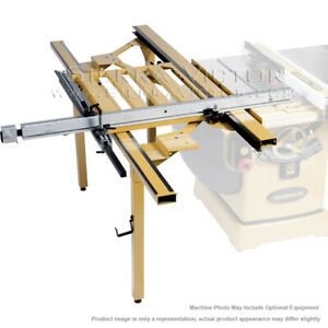 Powermatic Pmst 48 Sliding Table Saw Attachment 1794860k