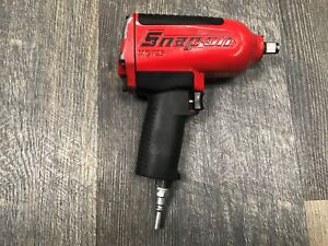 Snap On Model Mg725 Drive Pneumatic Heavy Duty Impact Wrench