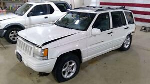 98 Jeep Grand Cherokee Zj 5 9 Engine Dropout With Harness ecu accessories