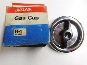 Nos 1965 1966 Plymouth Barracuda Valiant Dodge Dart Gas Fuel Cap Nos Obsolete