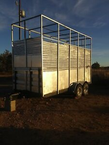 Custom Silage Trailer