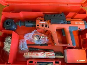 Hilti Dx 750 i powder actuated High productivity